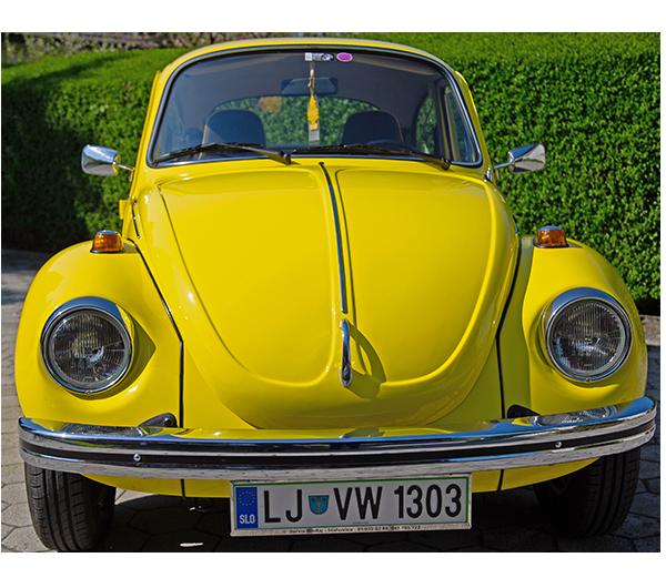 hrošč avto starodobnik