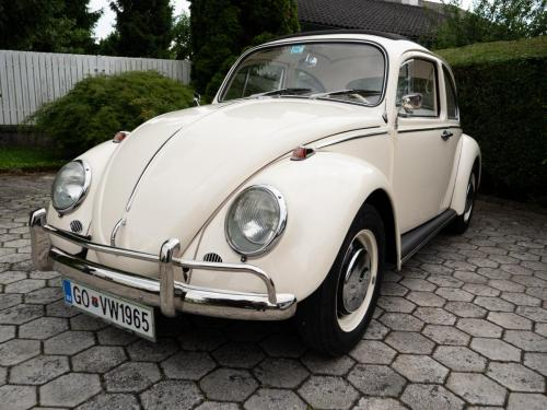 VW hrošč 1200 Beige Faltdach