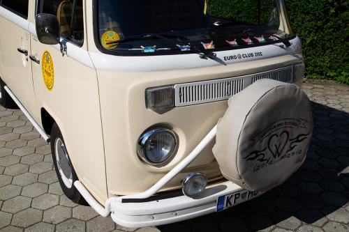 VW KOMBI T2